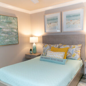beach house decorating for en suite bedrooms