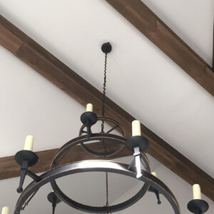 interior design q&a: ceiling beams