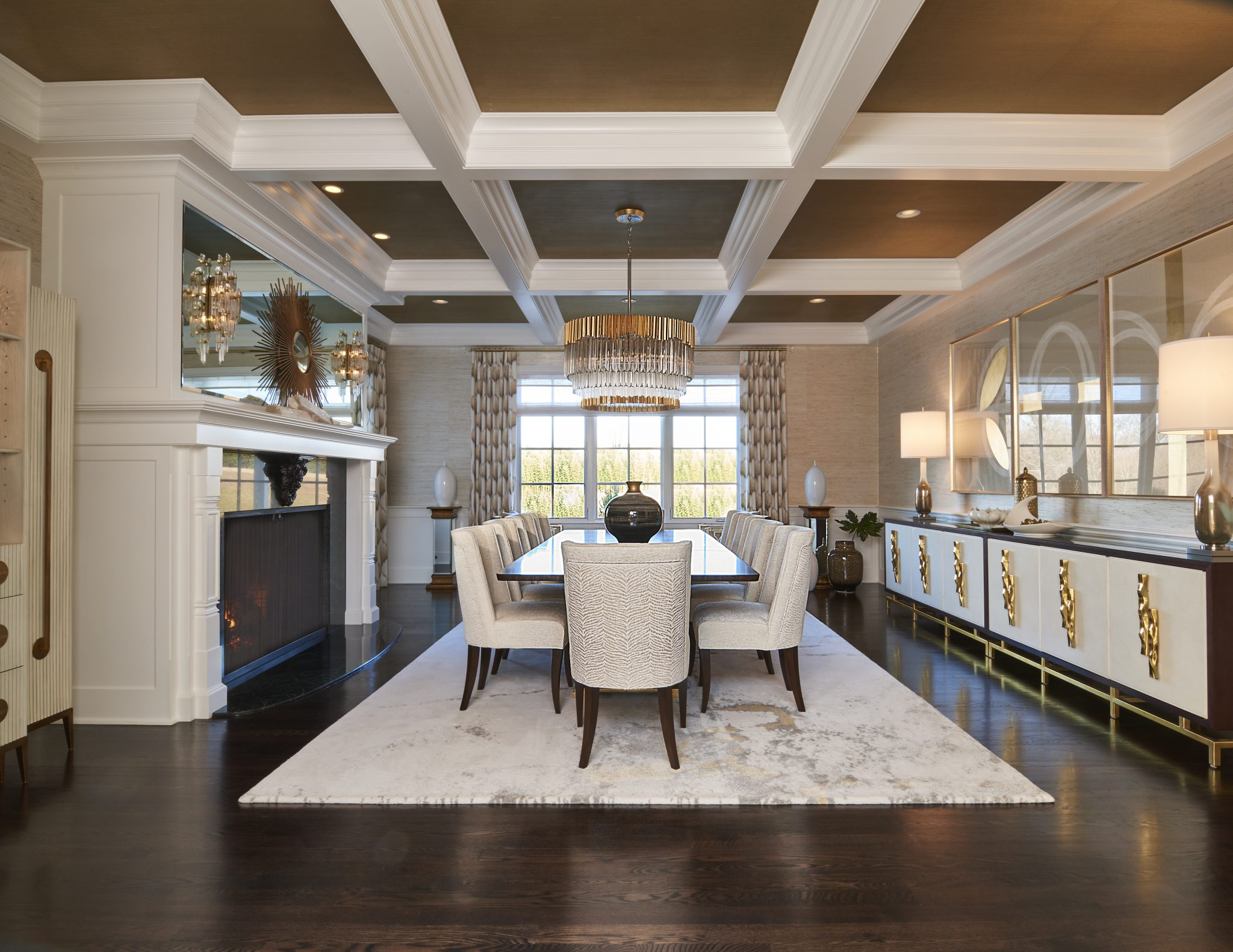 A Dining Room And Kitchen Vision Made Reality Black Eyed Susan